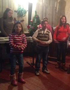 Edited Christmas Program